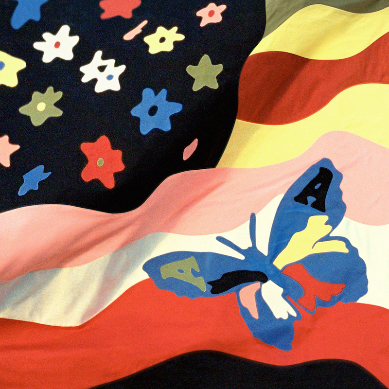 'Wildflower' by The Avalanches, album review by Matthew Wardell. The album comes out 7/8 on Astralwerks.