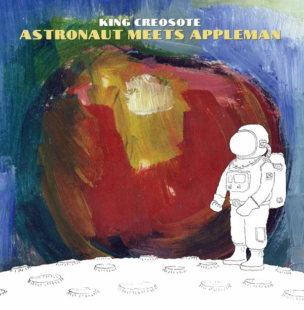 """King Creosote shares details of new album 'Astronaut Meets Appleman'. shares single """"You Just Want""""."""