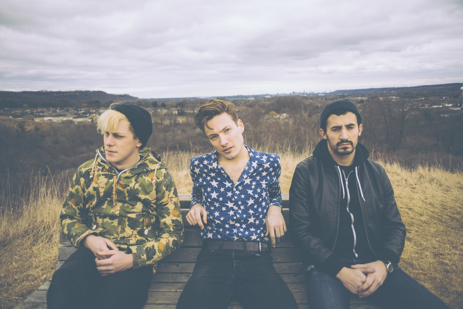 """The Dirty Nil share new video for """"Zombie Eyed"""""""