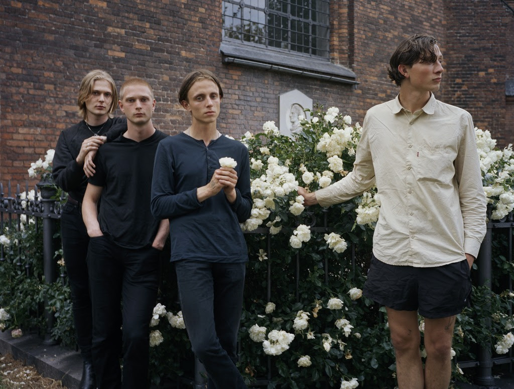"Communions stream new track ""Don't Hold Anything Back"""