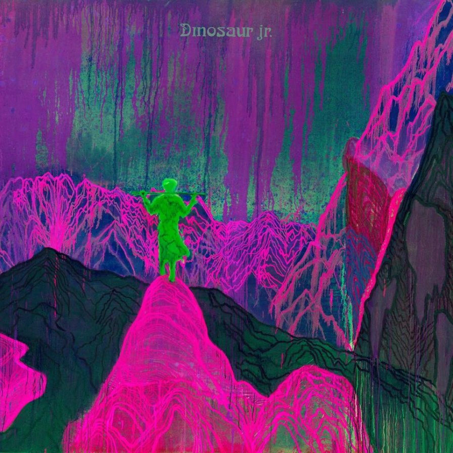 'Give a Glimpse of What Yer Not' by Dinosaur Jr. album review by Gregory Adams.