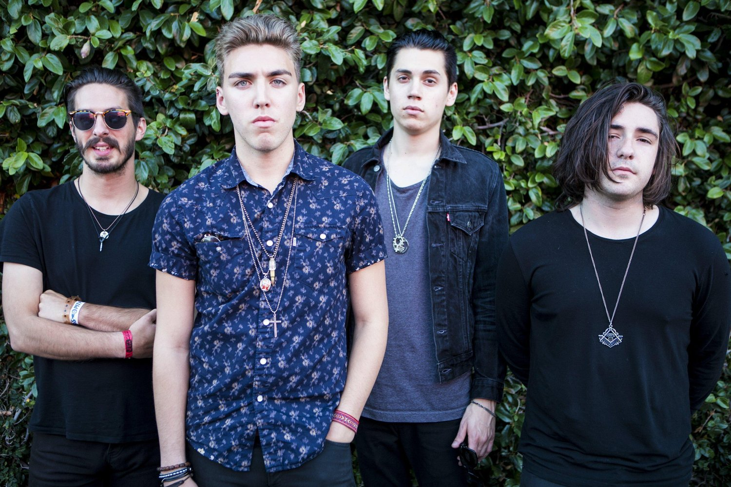 Bad Suns reveal new track and album 'Disappear Here.""