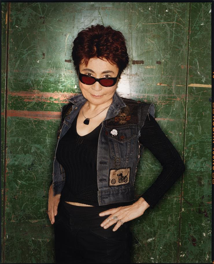 "Yoko Ono unveils music video for ""Catman"" (Miike Snow Remix)"