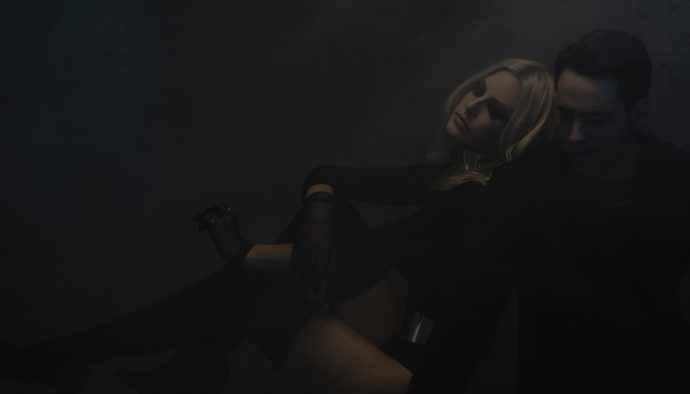 """Phantogram share new video for """"You Don't Get Me High Anymore""""."""