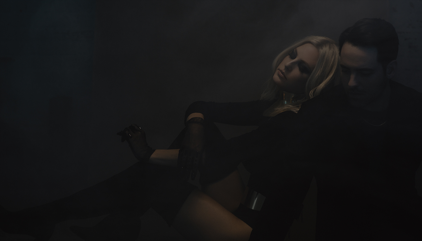 "Phantogram share new video for ""You Don't Get Me High Anymore""."