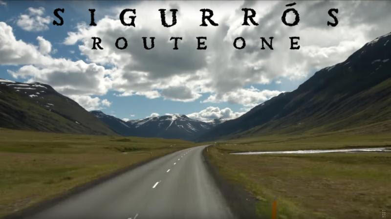 Sigur Rós release 5-minute timelapse of 'Route One'.