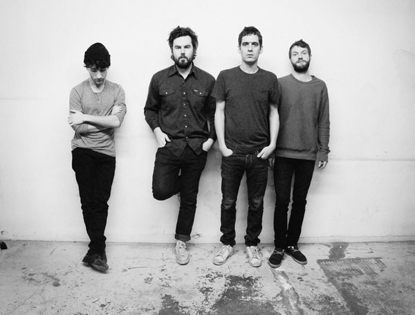 """Suuns have released their new Video For the single """"Instrument"""""""
