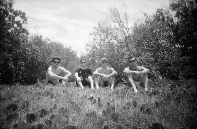 """Thee Oh Sees premiere new track """"The Axis"""", off their new album 'A Weird Exits'"""