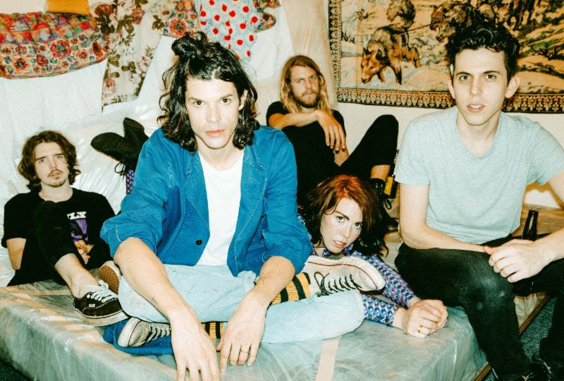 """Grouplove premiere """"Welcome To Your Life,"""" the first single and video from their forthcoming album 'Big Mess'"""