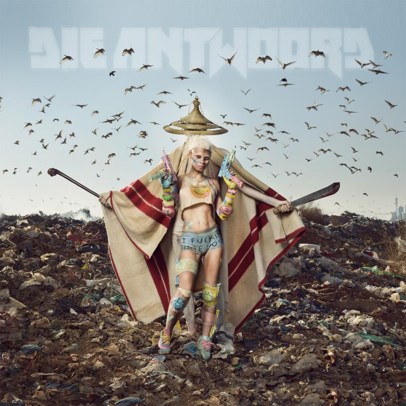 Die Antwoord have announced their new album Mount Ninji And Da Nice Time Kid.