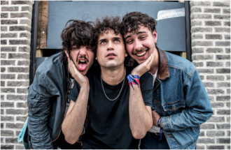 """The Parrots share single """"No Me Gustas, Te Quiero,"""" the track comes off their debut album 'Los Niños Sin Miedo,'"""