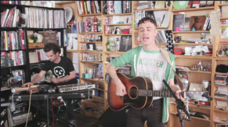 John Congleton shares Tiny Desk concert, featuring songs from his latest LP