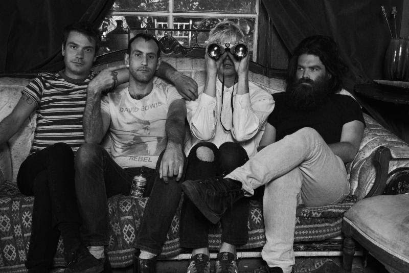 """Preoccupations have released """"Degraded"""" off their self-titled LP, out September 16th"""