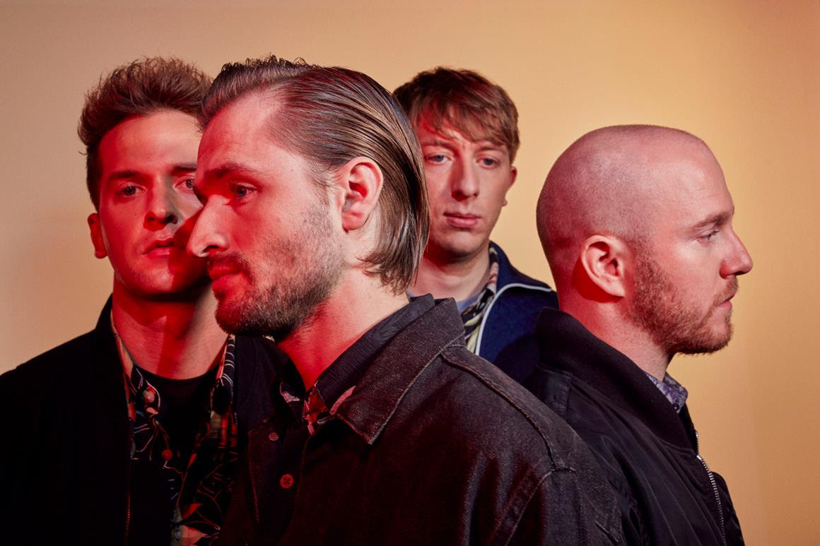 "Wild Beasts release single ""Celestial Creatures""."