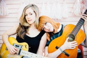 "Katy Goodman and Greta Morgan release video for ""Sex Beat""."