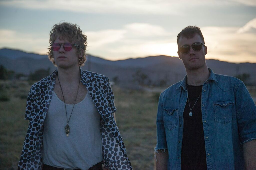 """Bob Moses share remix of """"Tearing Me Up"""" by A-Trak"""