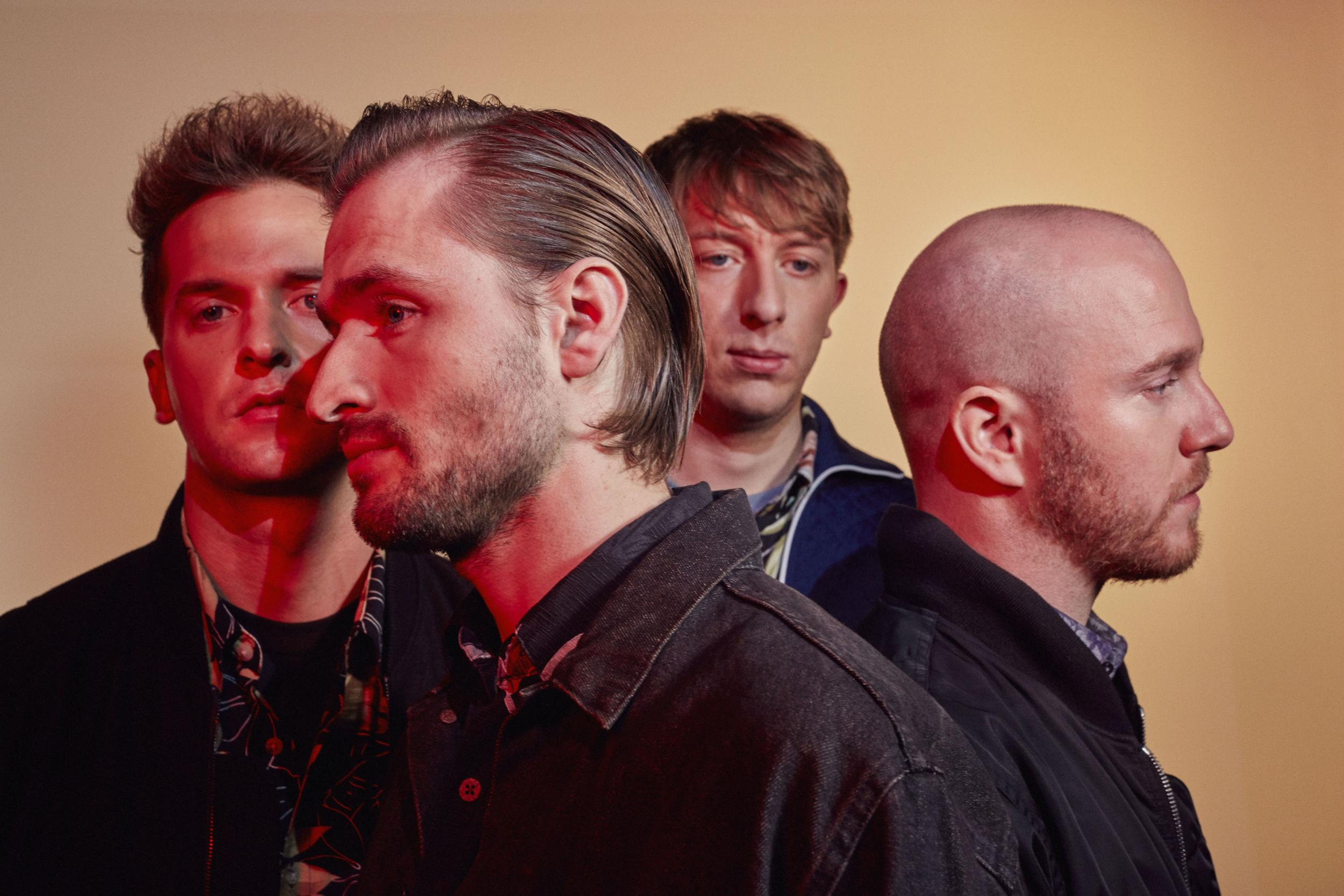 Interview withTom Fleming from Wild Beasts, By Brit Bachmann.