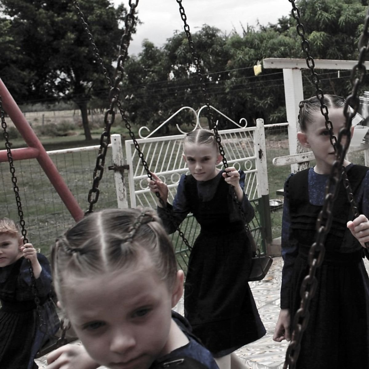 'Amnesty (I)' by Crystal Castles, album review by Joshua Gabert-Doyon.