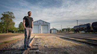 John K. Samson announces 'Winter Wheat' lP, out October 21st on Anti Records.