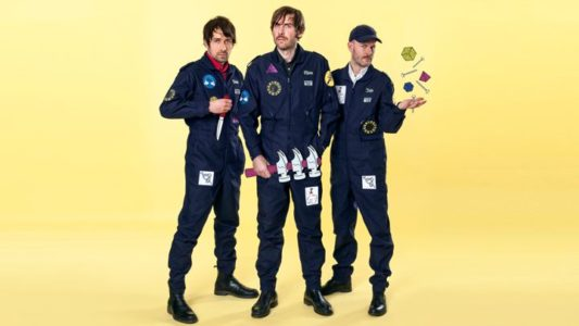 """Peter Bjorn and John release """"Dominos"""" video, taken from their most recent album 'Breakin' Point' out now"""