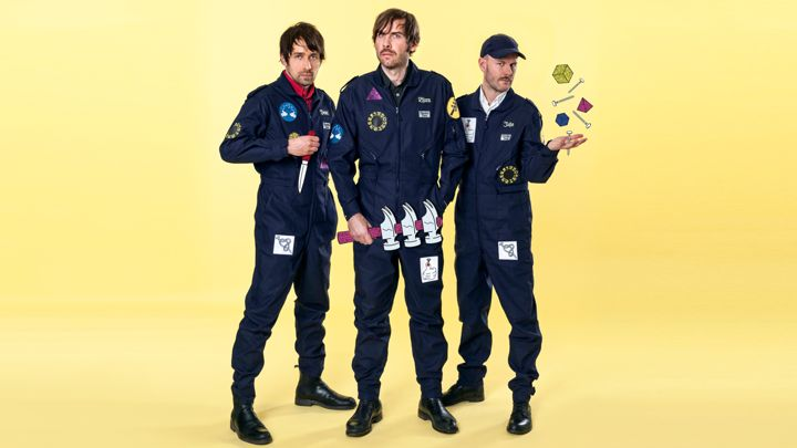 "Peter Bjorn and John release ""Dominos"" video, taken from their most recent album 'Breakin' Point' out now"