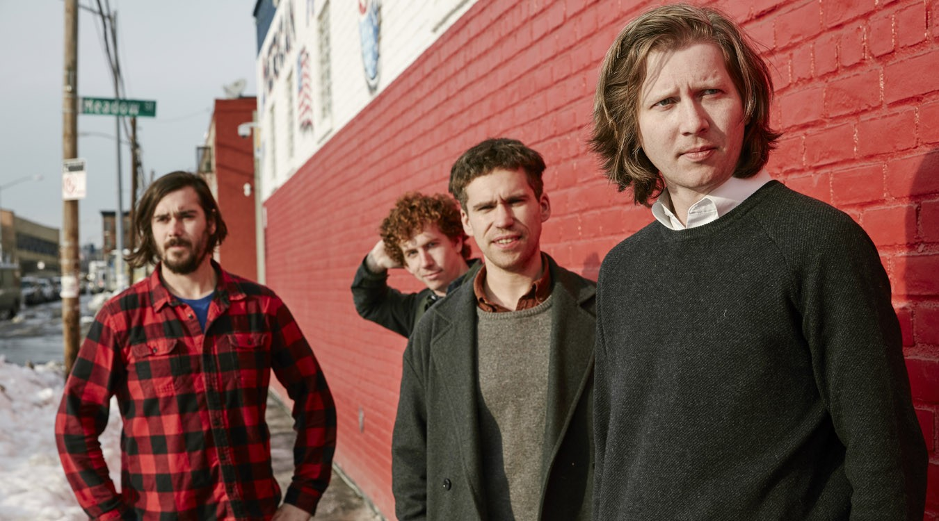 """Parquet Courts have shared a version of """"Performing Human"""" remixed by Eaters"""