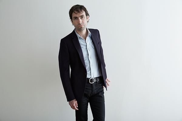 """Andrew Bird releases a new lyric video, for his single """"Roma Fade"""""""