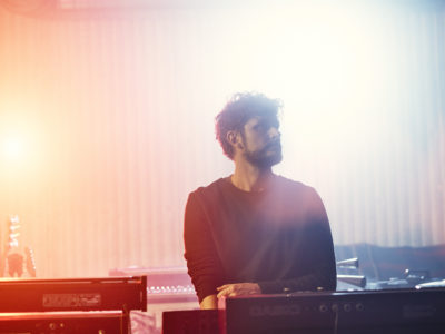 Lex Records announces Boom Bip soundtrack for 'Sun Choke'