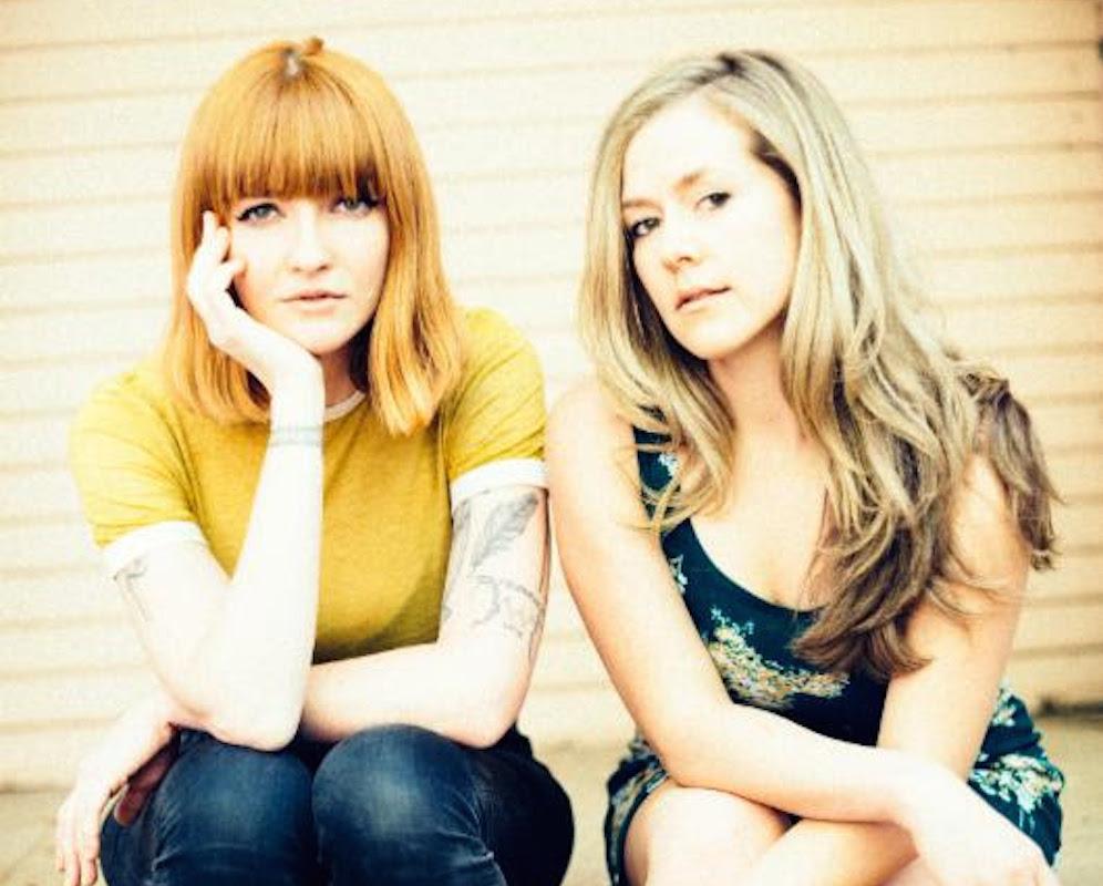 """Katy Goodman and Greta Morgan release Buzzcocks cover """"Ever Fallen In Love"""""""
