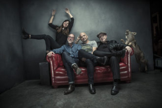 """Pixies have shared their new single """"Talent"""". The track comes off their forthcoming release 'Head Carrier'."""