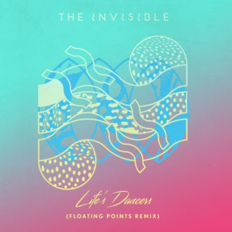 """The Invisible announce 'Life's Dancers' 12"""", featuring Floating Points. The track is off The Invisible's 12"""""""