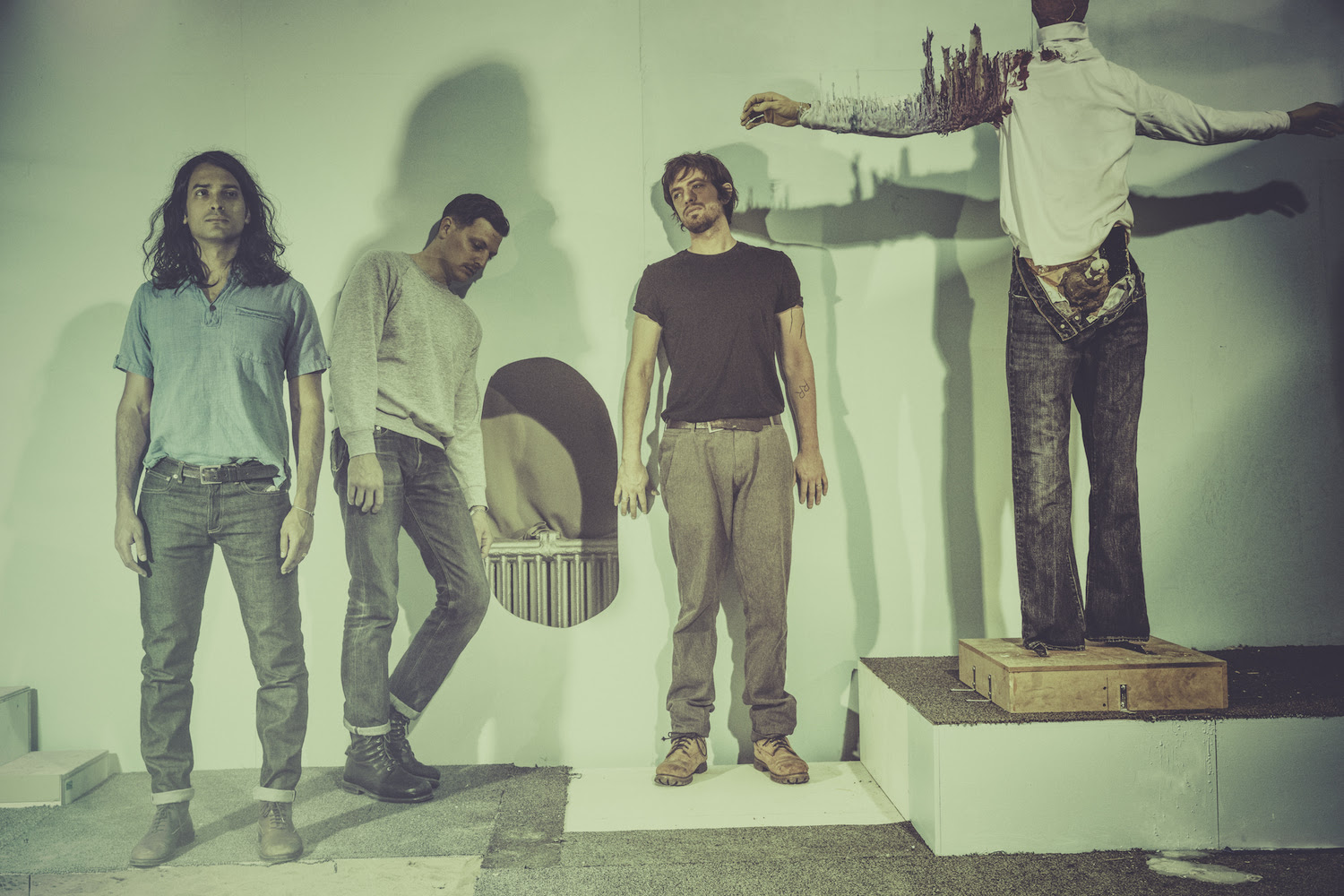 Yeasayer announce new fall tour dates, starting October first in Flushing Meadows, NY