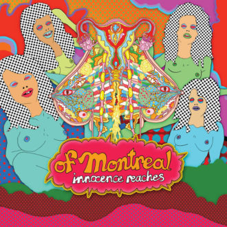 'Innocence Reaches' by Of Montreal, album review by Matthew Poole