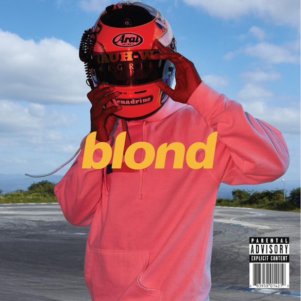 Frank Ocean streams a taste of 'Blonde'