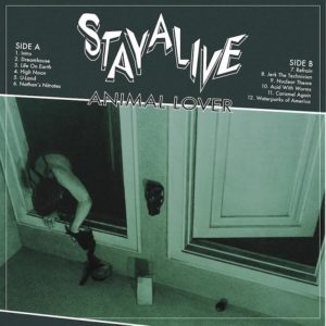 Animal Lover stream new album 'Stay Alive'