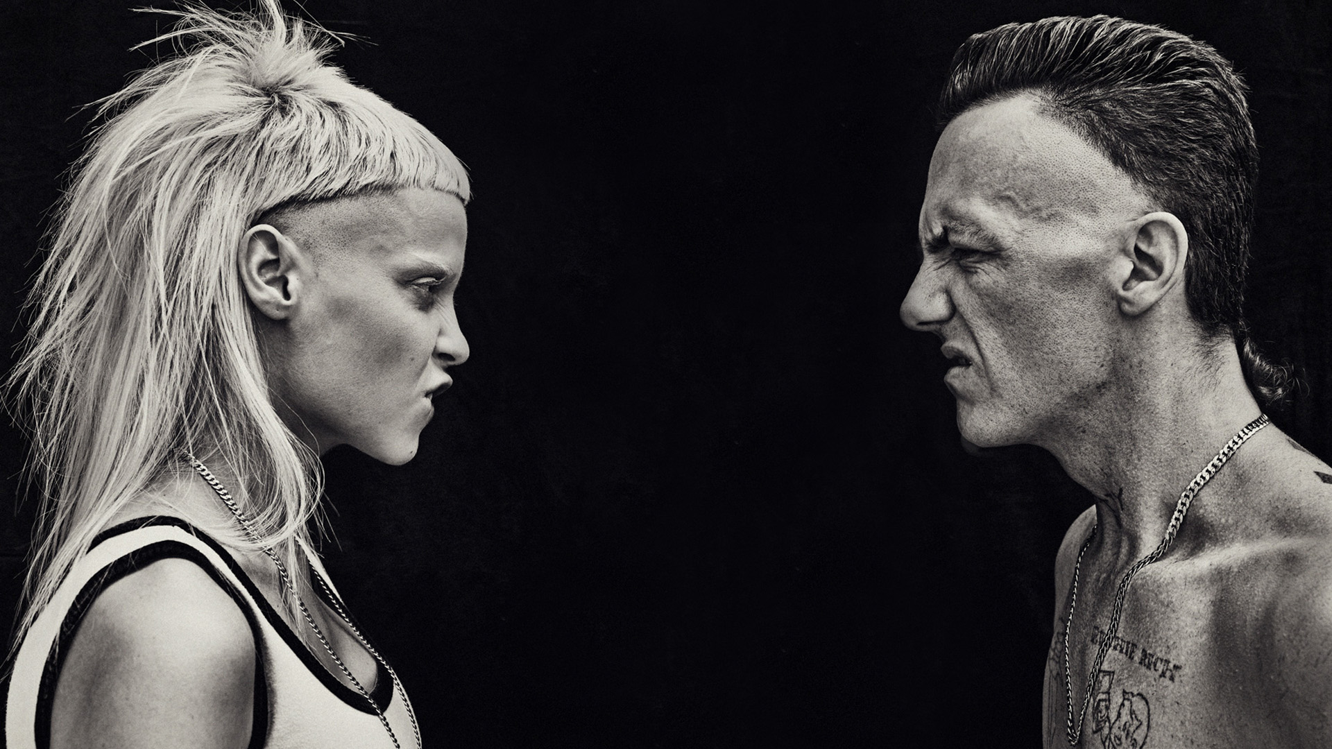 "Die Antwoord, have premiered their new video for ""Banana Brain"" from their forthcoming full-length release Mount Ninji And Da Nice Time Kid"