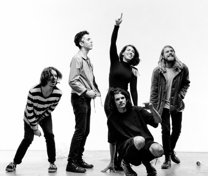 "Grouplove share new single ""Traumatized"""