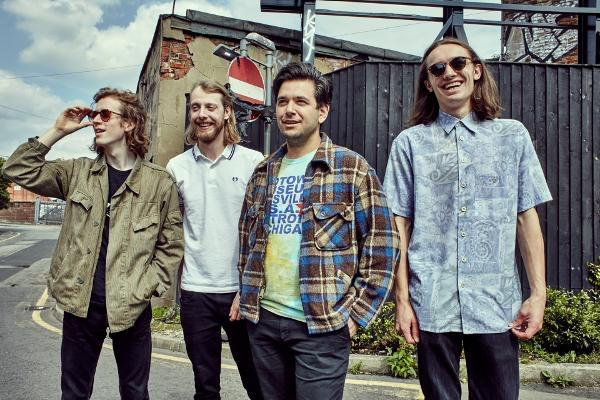 """Spring King announce """"Detroit"""" as next single. The track is off the bands album 'Tell Me If You Like to'"""