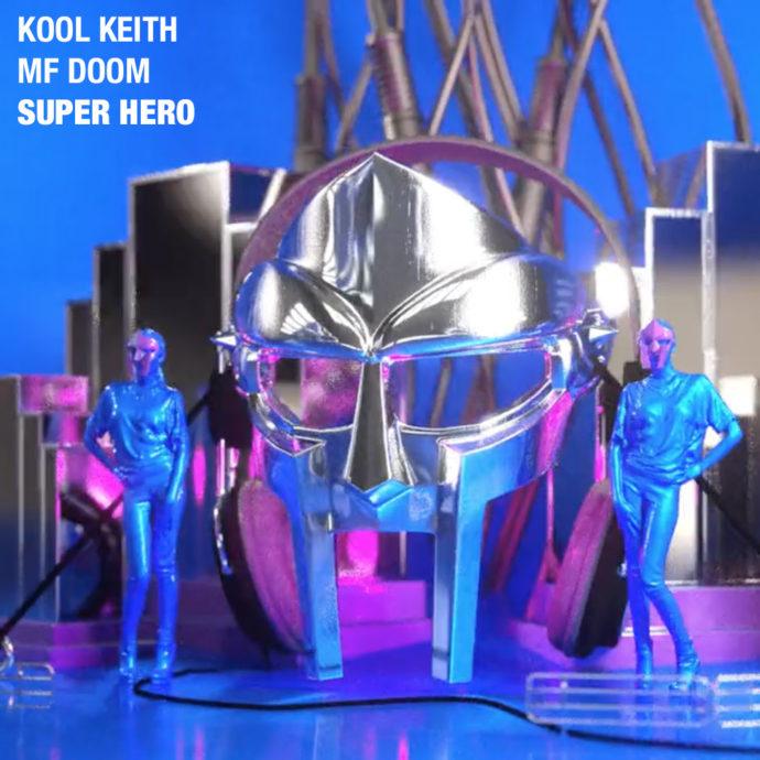 "Kool Keith releases new single ""Super Hero"" with MF Doom"