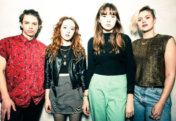 """Hey Now"" by The Regrettes is Northern Transmissions' 'Song of the Day.'"