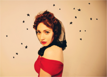 """Regina Spektor streams new single """"Small Bills"""". The track comes off her forthcoming LP 'Remember Us To Life'"""