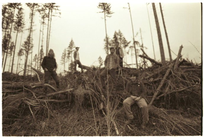 "The Moondoggies share unheard b-side ""Oh Now Honey,"" reissuing debut LP on vinyl"