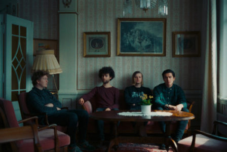 "Klangstof release ""We Are Your Receiver"" video, announce North American dates with Jaguwar Ma,"