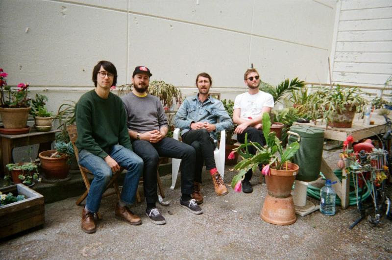 """Cool Ghouls share third track """"Spectator"""" from their forthcoming release 'Animal Races'"""