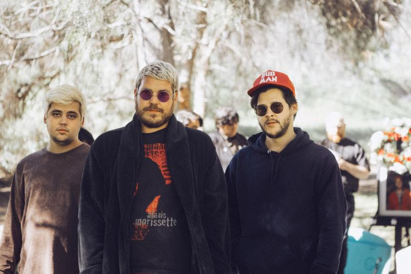 Spirit Club announce new album 'Slouch', the full0length comes out on October 21st via Ghost Ramp Records.