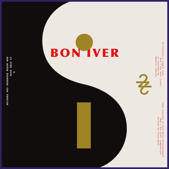 Bon Iver announces new album '22, A Million'