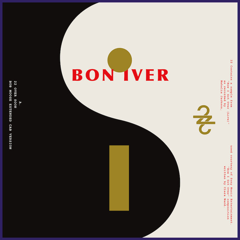 Bon Iver announces new album '22, A Million'