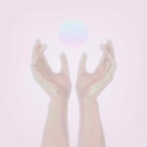 Album art by Ultramajic (Jimmy Edgar and Pilar Zeta)