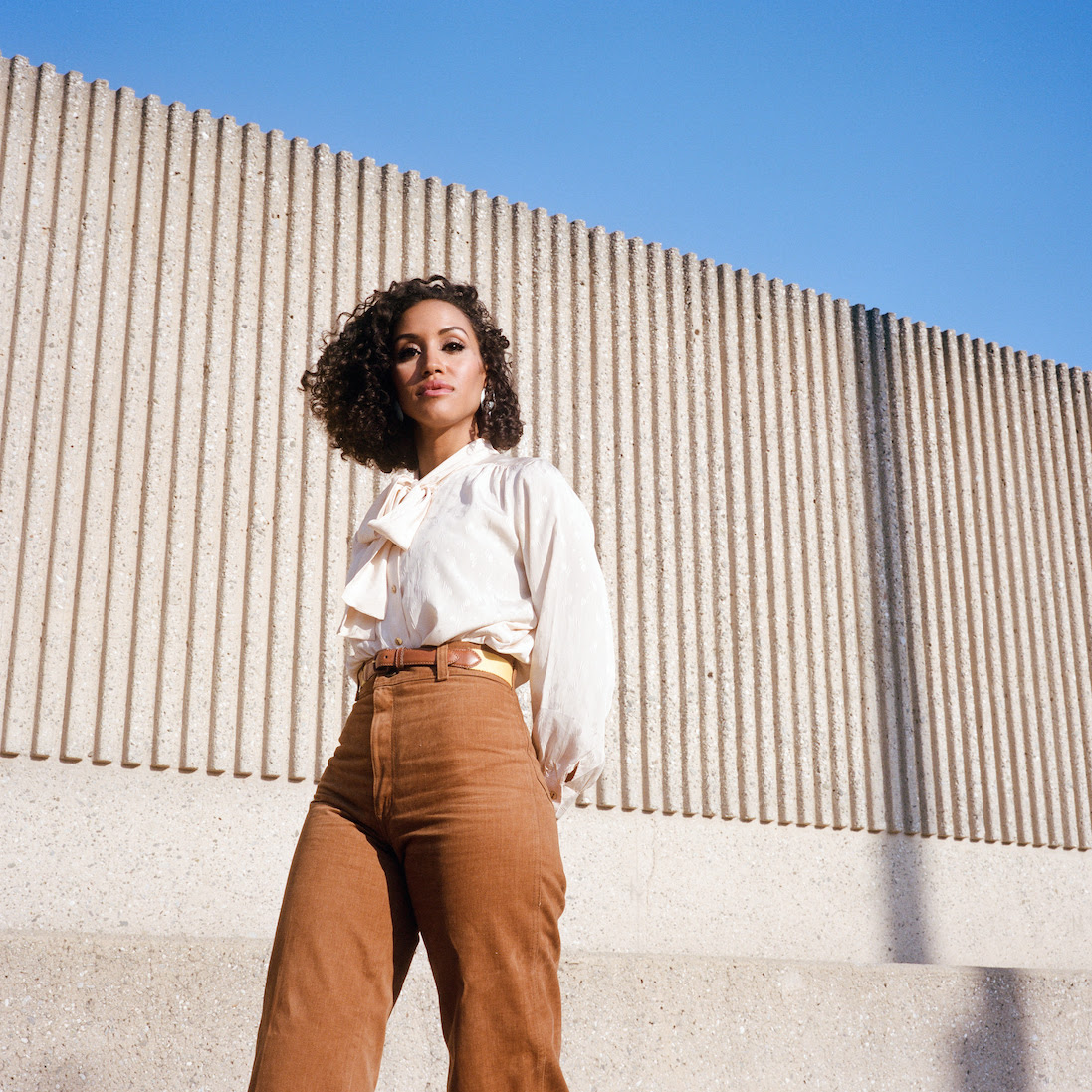 Kadhja Bonet announces her new album 'The Visitor', out on October 21, via Fat Possum/Fresh Selects