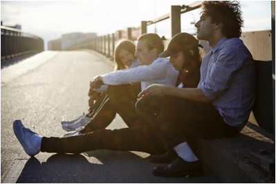 """FEWS Share TV AM Remix of """"10 Things"""", announce new tour dates with The Pixies"""